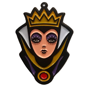 Mondo - Snow White and the Seven Dwarf's Evil Queen 2 Pin Set - Grimhilde, The Evil Queen pin