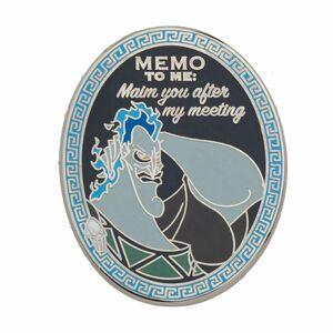 Hades memo to me pin
