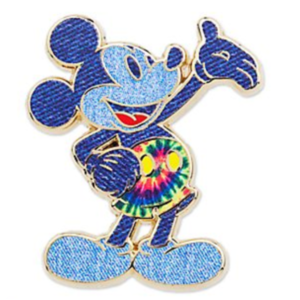 Mickey Mouse groovy  pin
