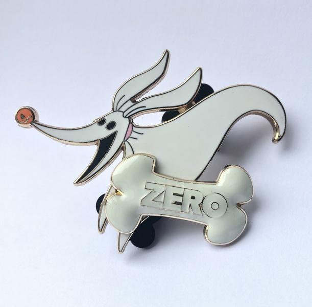 Zero Disney pin shot with iPhone X