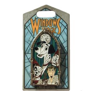 101 Dalmatians - Windows of Magic  pin