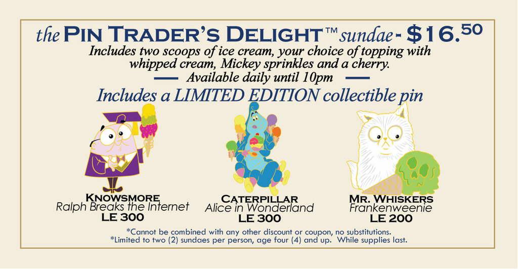 Pin Trader Delight pins 20th February 2020