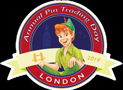 Annual Disney Pin Trading Day