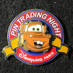 DLP Pin Trading Night Mater pin