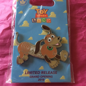 Slinky Dog LR pin
