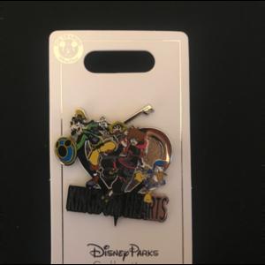 Kingdom Hearts  pin
