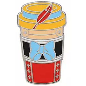 Pinocchio - Character Mystery Tumbler / Coffee Cup pin