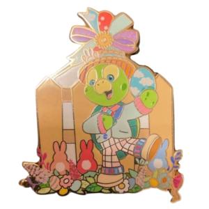 Shanghai Disneyland Easter Olu Mel  pin