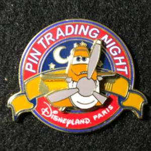 DLP Pin Trading Night Dusty  pin