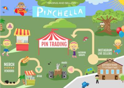 Pins Break the Internet - Pinchella