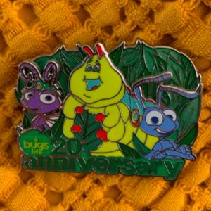 Bugs life 20th Anniversary  pin