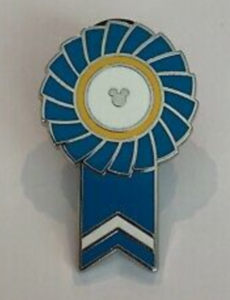 Donald Duck - Hidden Mickey Ribbons pin