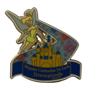Happiest Celebration on Earth Disneyland  pin