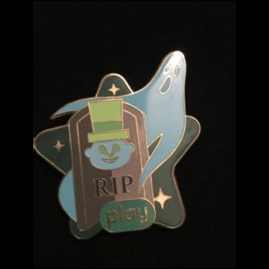 Play Disney - Haunted Mansion pin