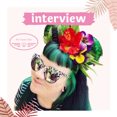 Interview with Emma (aka ShesDeadly) about pin trading