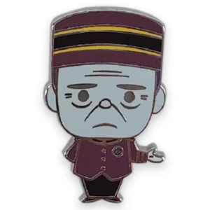 Bellhop - Hollywood Tower Hotel - Disney Parks Mystery Pin Set by Jerrod Maruyama pin