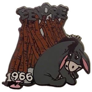 Eeyore 1966 - 100 Years of Dreams (4/100) pin