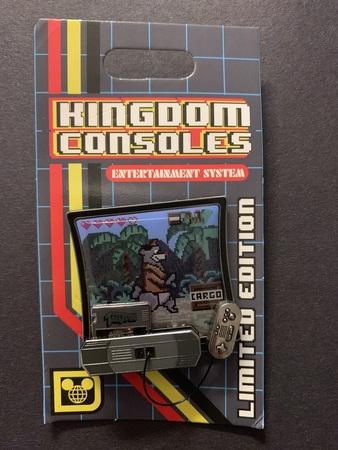 Talespin Kingdom Consoles pin