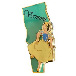 Vermont state pin - Snow White pin