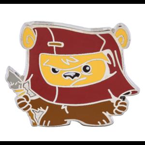 Ewok cute pin