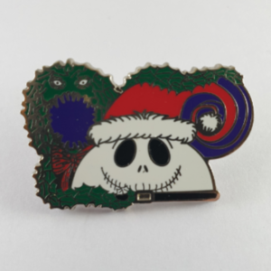 Jack Skellington (Sandy claws) earhat pin