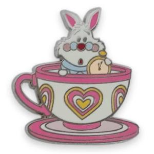 White Rabbit - Mad Tea Party - Disney Parks Mystery Pin Set by Jerrod Maruyama pin