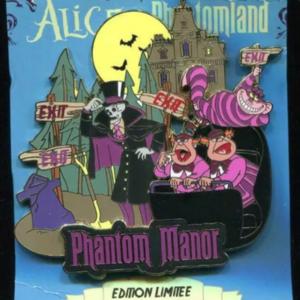 DLP - PTE - Alice In Phantomland - Jumbo pin