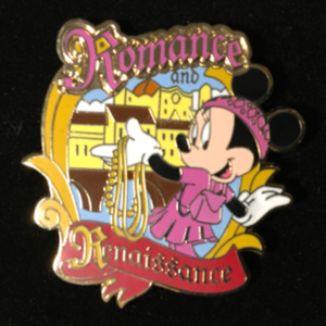Adventures by Disney Romance and Renaissance  pin