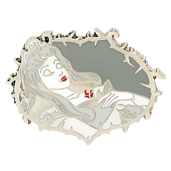 Aurora - Loungefly Disney Princesses Grayscale Moments Mystery Box pin