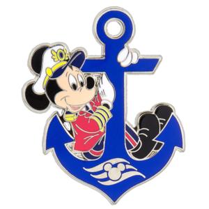Mickey Mouse Anchor pin