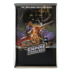 Star Wars: The Empire Strikes Back poster pin
