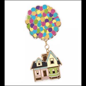 Up dangler house pin