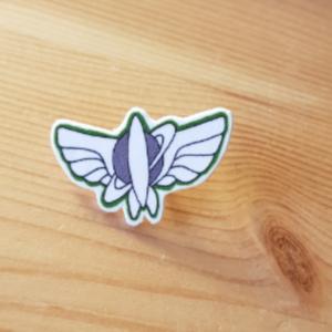 Buzz Lightyear Badge pin