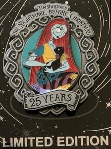 WDI - The Nightmare Before Christmas 25th Anniversary - Sally pin