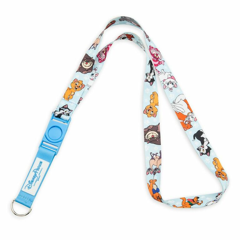 Cat and Dog Reversible Lanyard
