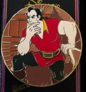 DSSH - Dark Tales - Gaston  pin
