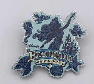 Beach Club Resort 2018 pin