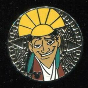 Kuzco pin