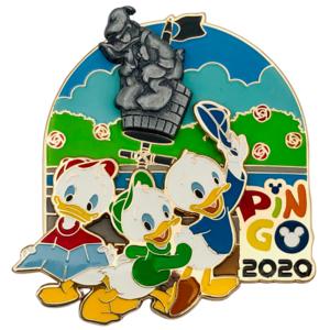 Huey, Dewey and Louie - PIN-GO 2020 pin