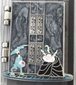 Hades - Trick or Treat 2018 pin