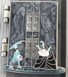 Hades - Trick or Treat 2018 pin