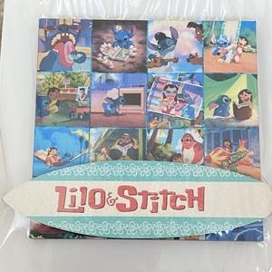 Lilo & Stitch scene collage large pin