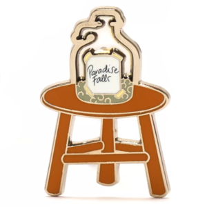Paradise Falls savings jar - Shop Disney flair set pin