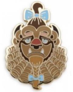 Fancy Beast - Disney Store 30th Anniversary pin