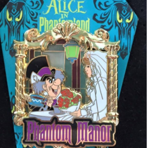 Alice in phantomland - Mad Hatter pin