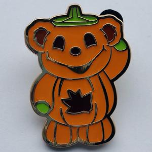 Boogieween 2020 Duffy pumpkin pin