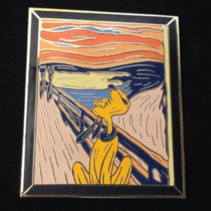 Masterpiece series #1 - Pluto pin