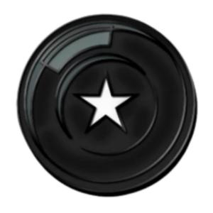 Secret Wars: Civil War - D23 Exclusive - 80th Anniversary Captain America pin
