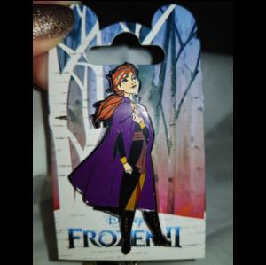 Princess Anna Frozen 2 Standing pin