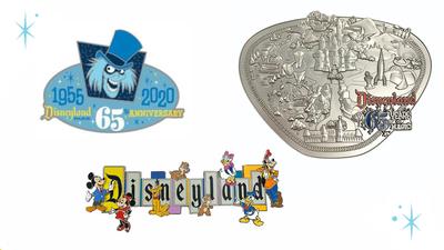 DISNEYLAND® Park 65th Anniversary Online Merchandise Event